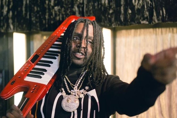 chief keef dropped two new mixtapes over the weekend elevator