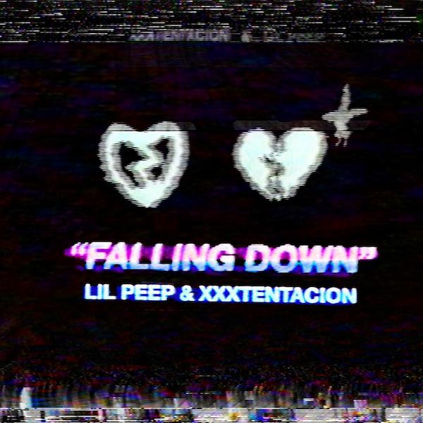 "Hear Lil Peep and XXXTENTACION's posthumous release ""Falling Down"