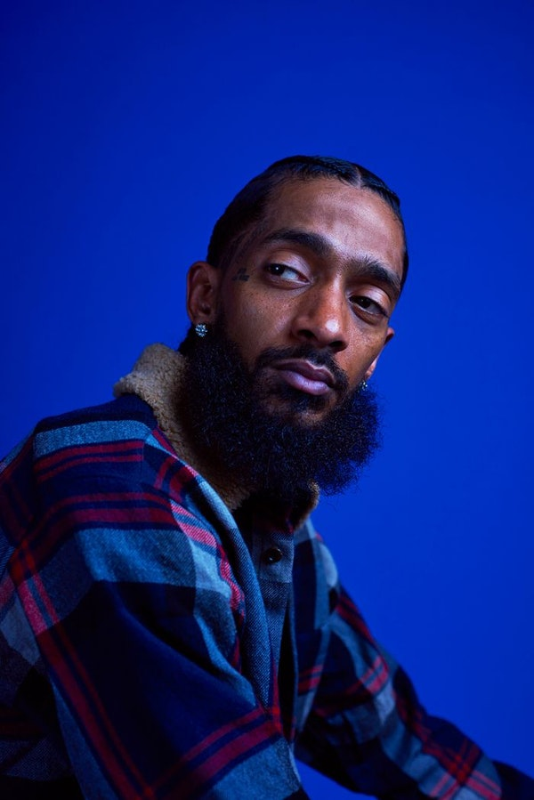 Image result for nipsey hussle gq