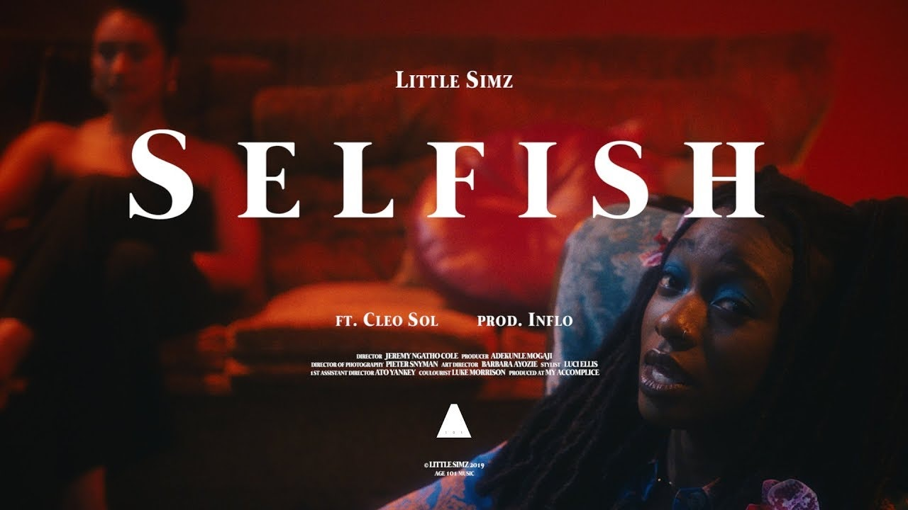 Little Simz and Cleo Sol release a luminescent new visual