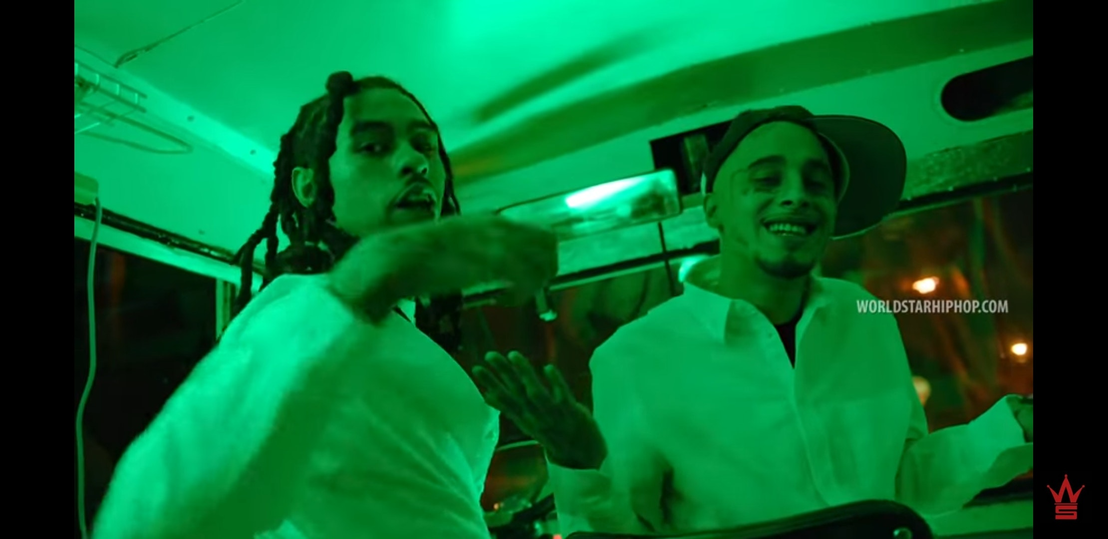Robb Bank$ & Wifisfuneral Unleash A Killer Video | ELEVATOR