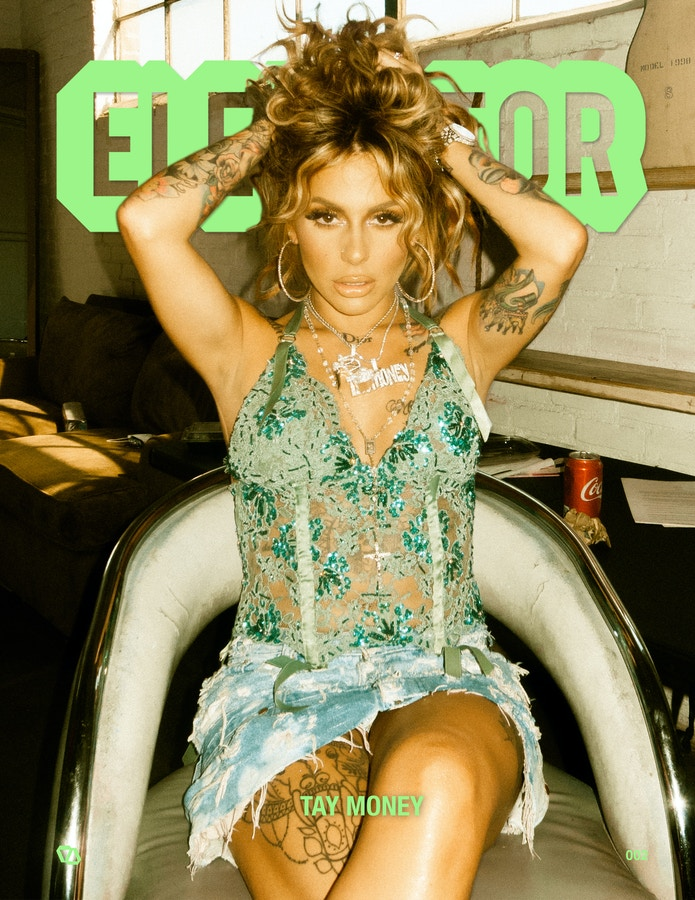 Tay Money - ELEVATOR Cover Feb 2021
