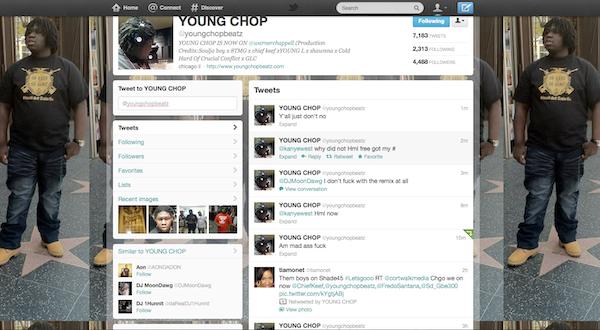 Young Chop Hates I Dont Like Remix