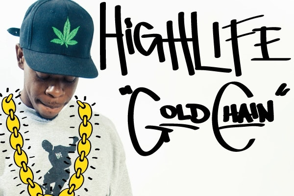 "Highlife: ""Gold Chain"" feat Naledge (prod. by Tony Baines)"