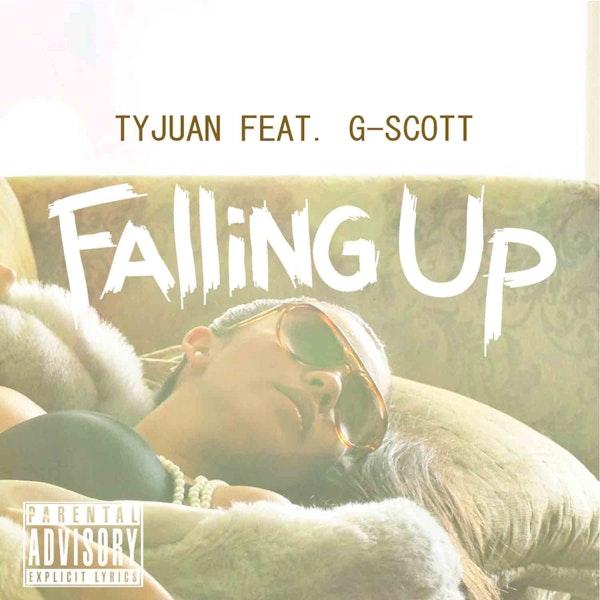 G-Scott Falling Up single cover