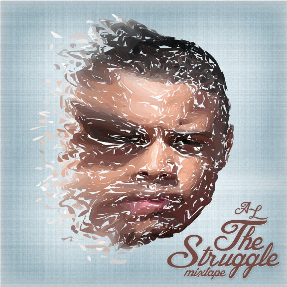 AL The Struggle Mixtape Cover