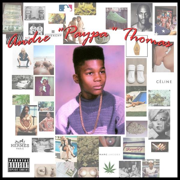 Andre Paypa Thomas Album Cover