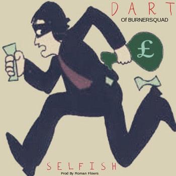 Dart Roman Flowrs Selfish