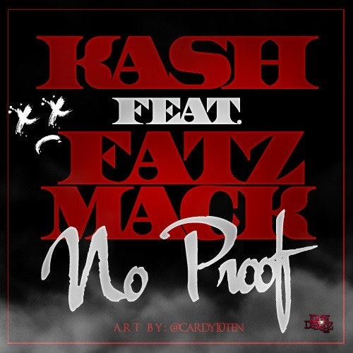 Kash No Proof cover