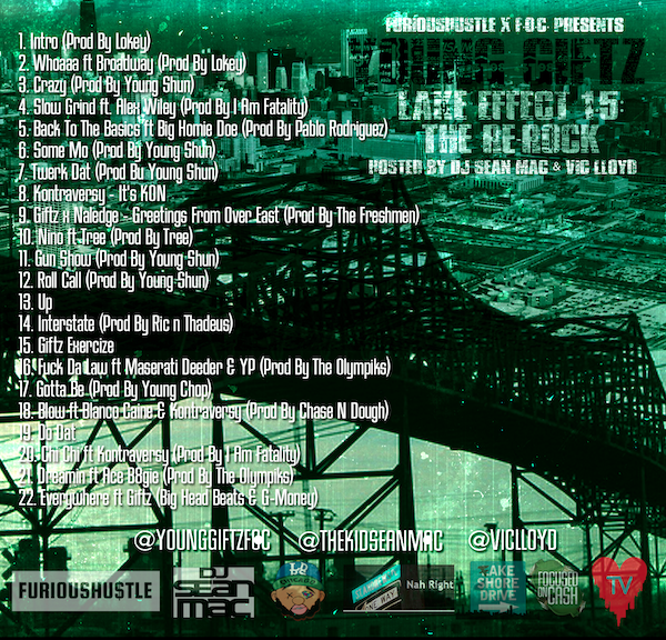 Young Giftz lake effect 1.5 back cover