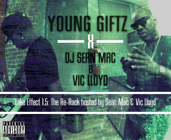 Young Giftz lake effect 1.5 cover