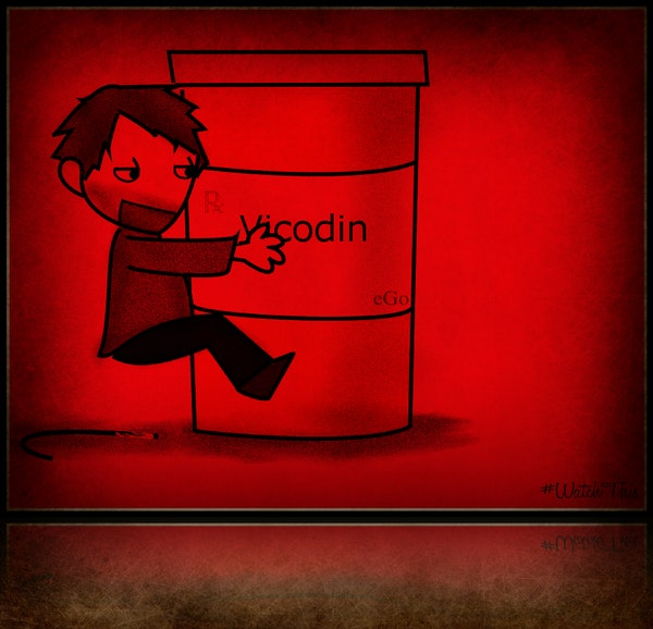 ego vicodin cartoon Watch This
