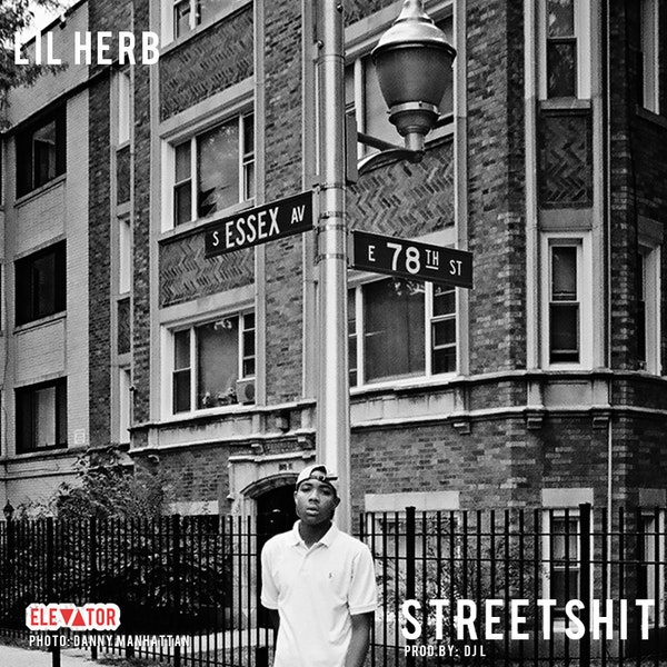 lil herb streetshit cover