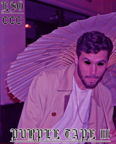 DJ eso purple tape 2 frontcover