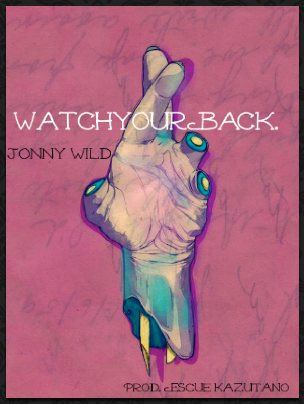Jonny-Wild-Watch-Your-Back-Cover