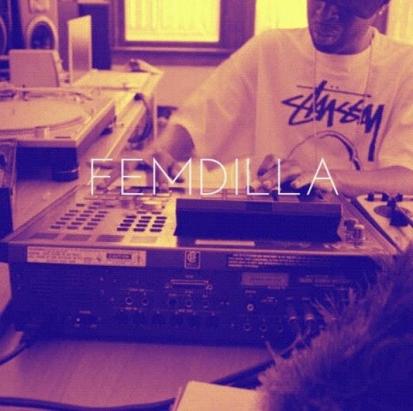 Femdot-J-Dilla-Rambling-Cover