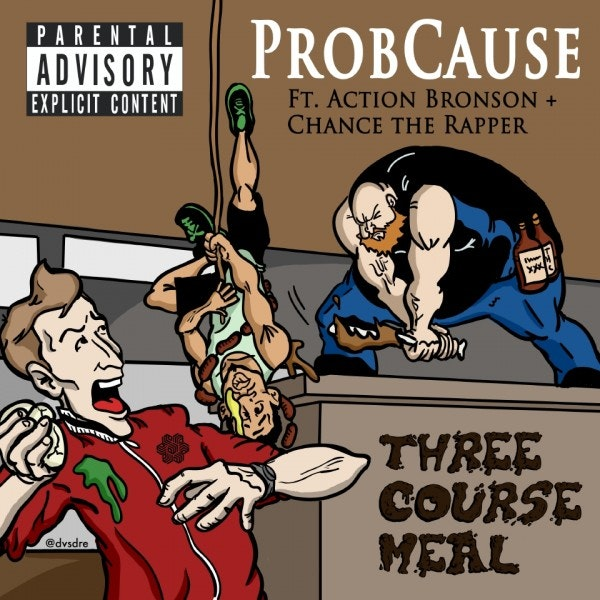 ProbCause-Three-Course-Meal-Cover