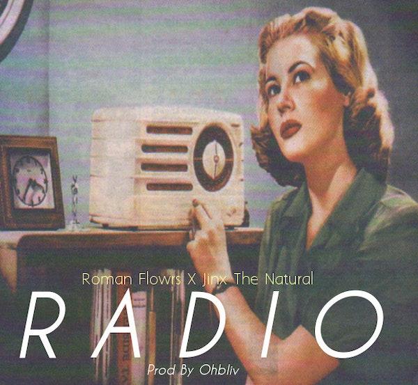 Roman Flowrs Radio cover art