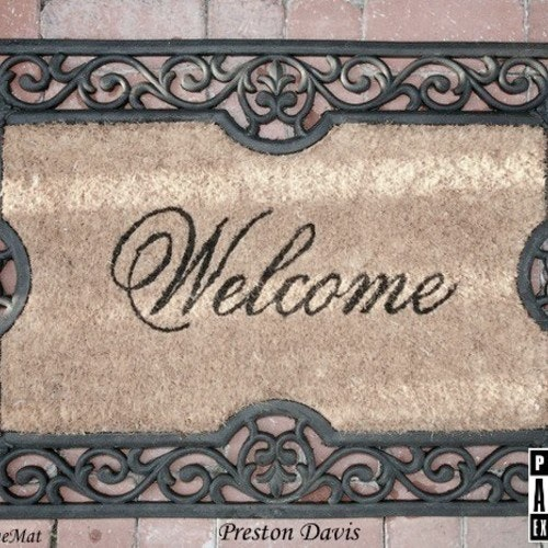 Preston-Davis-welcome-mat