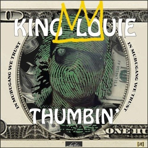 king-louie-thumbin
