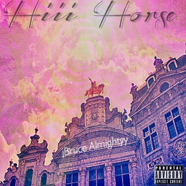 WWNNN JBruce Almighty Hiii Horse Cover