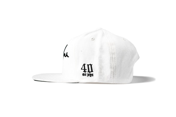 Fall13_LD_Headwear_White Script hat side (Rough2)
