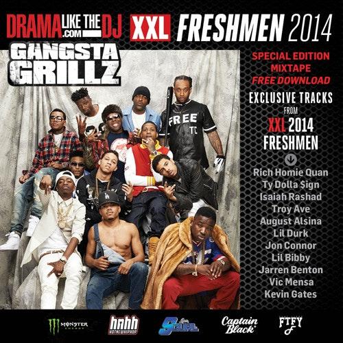 2014-xxl-freshman-mixtape