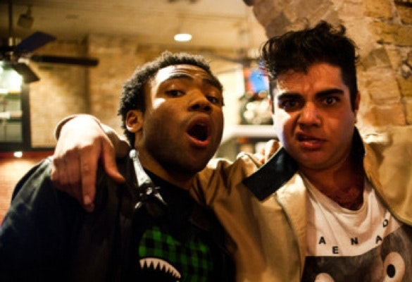 Previously Unseen 2012 Music Video From Childish Gambino And Heems