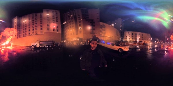 The Weeknd Ft. Eminem – The Hills Remix (Virtual Reality Video)