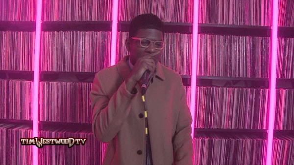Mick Jenkins Freestyles With Tim Westwood (Video)