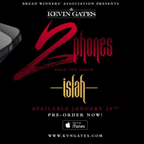 Kevin Gates – 2 Phones (Music Video) | ELEVATOR