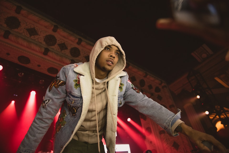 Photos From Fakeshordrive & Red Bull's Lil Herb & Lil