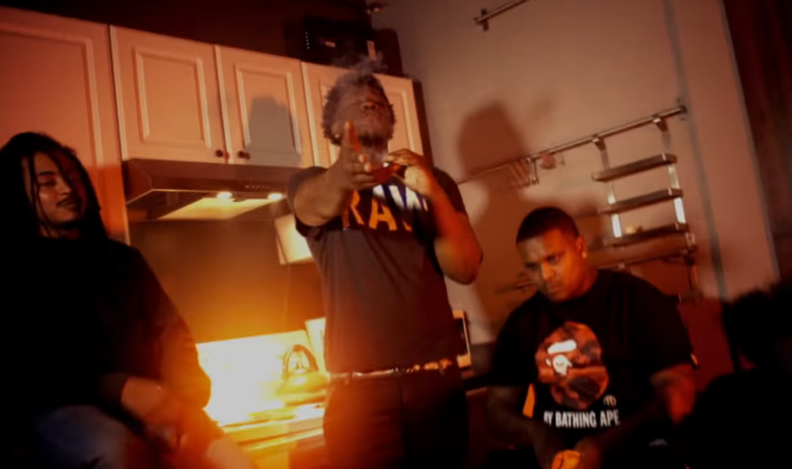 """Shabazz PBG & Dolan Beats collide in """"Package"""" music video 