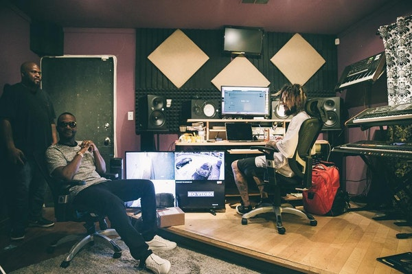 The $UICIDEBOY$ are producing Juicy J's new mixtape | ELEVATOR